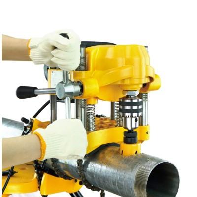 Hangzhou Hongli JK150 Portable Pipe Hole Cutting Machine for 12