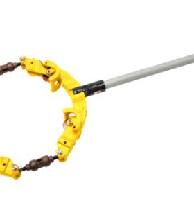 虎王H18S手动防爆大割刀14-18寸大号切管器铸铁管不锈钢管金属管切割器