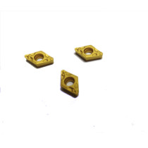 Carbide turning inserts supplier DCMT070208 For Steel