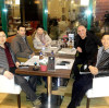 Lary team all together in Turkey at Jan. 2017
