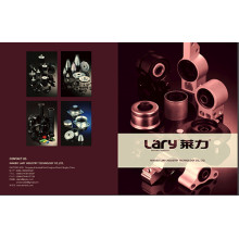This is Lary new catalogue regarding our rubber metal parts