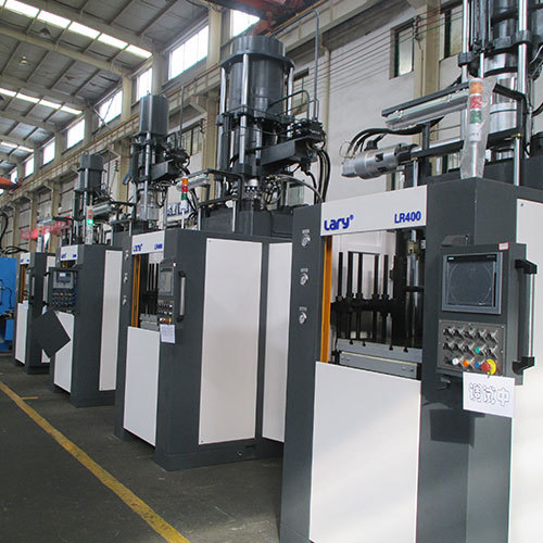 Lary high precision used rubber injection molding machine