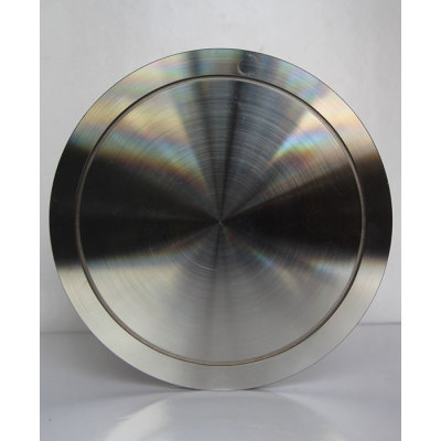 Lary high quality hot sale blank stainless steel blind flange