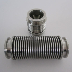Lary high quality factory price ISO vacuum bellows, braided hose