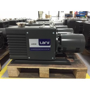 LVD30 two stage 8L/s direct drive oil rotary vane vacuum pump