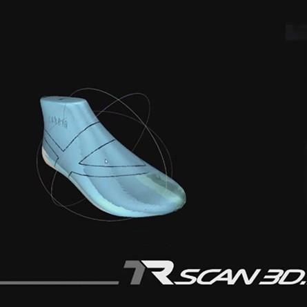 TR Scan 3D.300 shoe last scanner