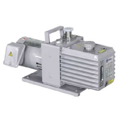 LVD16 two stage 4L/s direct drive oil rotary vane vacuum pump