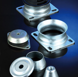 Lary customized rubber metal parts with high quality and good price