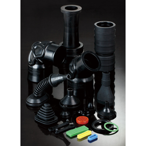 Lary rubber metal parts with high quality and good price