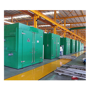 curing oven for transformer