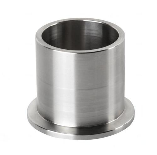 Lary high quality good price KF vacuum welded flange, weld stub flanges, half nipples