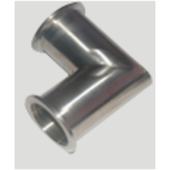 Lary great quality good price stainless steel KF vacuum elbow