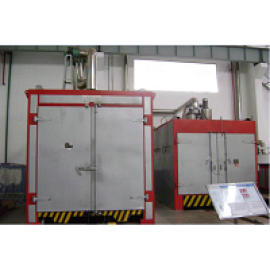SLB series transformer curing oven