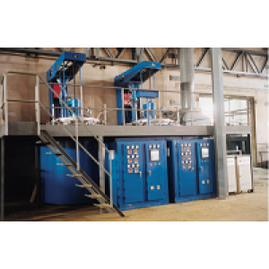 SLQ series well-type steam boiler steam treatment furnace