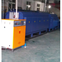 SLQ-B continuous mesh-belt blackening furnace steam treatment furnace