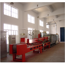 SLR series continuous powder metallurgy mesh-belt high temperature sintering furnace