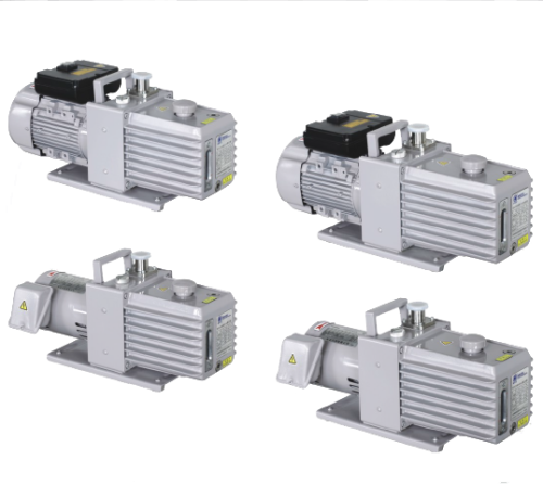 LVD10 two stage 2L/s direct drive oil rotary vane vacuum pump