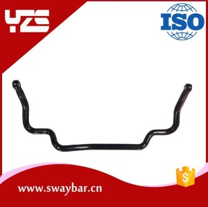 Auto parts high quality 33mm sway bar for toyota