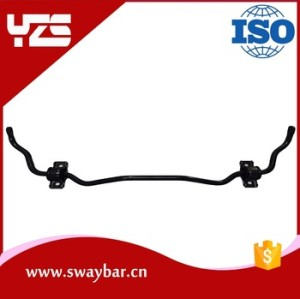 Hot Sale Auto Parts front anti-roll bar para Jeep Cherokee, Dm 25mm