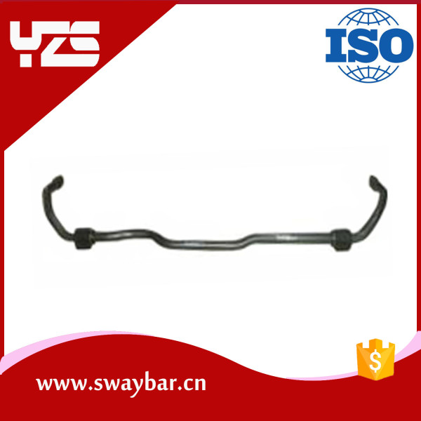 Aftermarket part Auto Suspension Solid Front Stabilizer Bar sway bar anti roll bar for VW GOLF