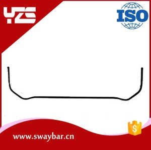 Auto Suspension Parts Low Cost Sway bar with Spring Steel