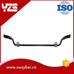 Front Powder Coat Anti-roll Bar for Volvo, Dm 22.5mm with Spring Steel
