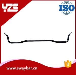 Auto Suspension Parts Front Powder Coat Anti-roll Bar with Spring Steel OE: 31262929 for Volvo