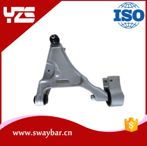 Hot sale auto suspension parts aluminum control arm for Moog# 1315939599 for Daewoo