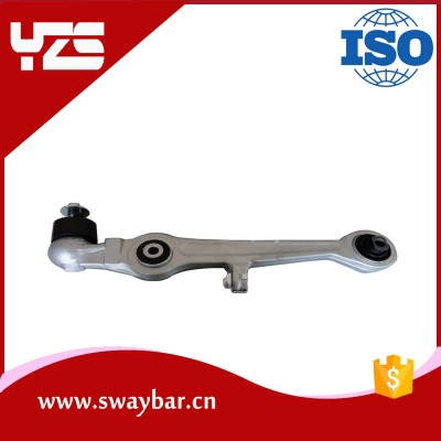 Aftermarket part Auto Chassis Parts Aluminum Control Arm for Audi OE 4D0407151C