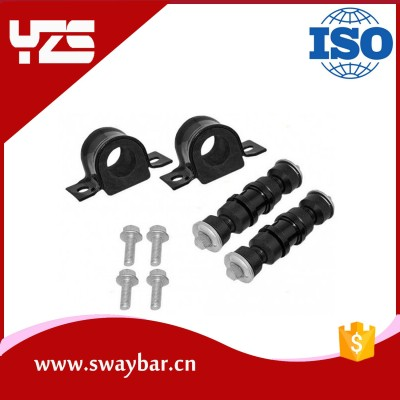Auto Suspension Parts Sway Bar kits stabilizer bushing bracket Stock replacement parts