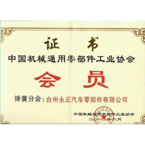 Member of CMAC