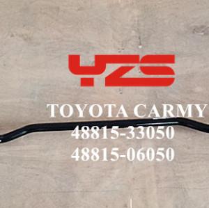 Solid front sway bar stabilizer antiroll bar for TOYOTA CARMY /LEXUS ES OE: 48815-33050/48815-06050
