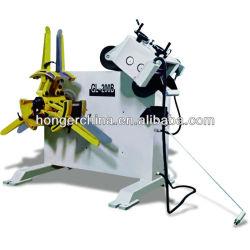 Gl-b 2 in1 standard svolgitore e raddrizzatore per materiale sottile