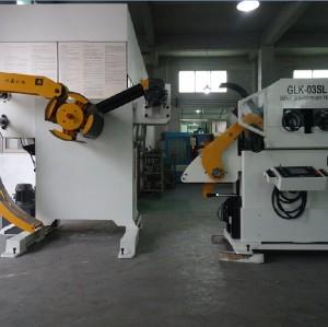 中国のncサーボストレイテナーフィーダーマシン