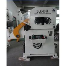 cina in acciaio auto alimentatore pressa glk3 serie