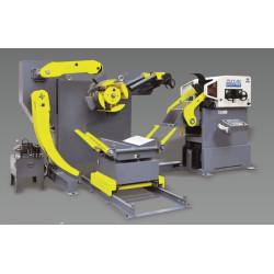 自動金属コイル3イン1フィーダサプライヤー/メーカー/工場glk3セリエ