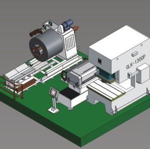 自動金属部品ローター給電線、 モデル: glk2