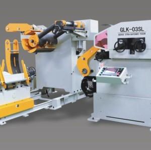 最もホットな販売2014年decoilフィーダーストレイテナー31でマシン、 モデル: glk3