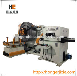 automatic pigeon ring making machine Automatic 3 in 1 Servo Feeder Machine GLK3 series