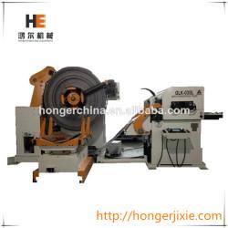 fabbrica di porcellana cnc macchina automatica 3 in 1 per linea di produzione di acciaio