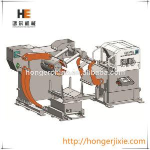 自動機アンコイラナフィーダ3を1中国cncフライス盤