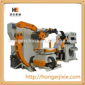 自動機アンコイラナフィーダ3を1中国cncルータマシン