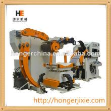 macchina automatica raddrizzatore alimentatore svolgitore 3 in 1 cina macchina cnc router