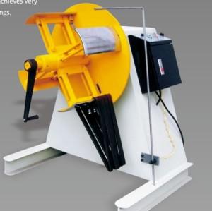 油圧空気圧マニュアルアンコイラ