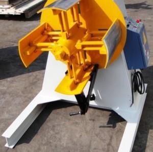 中国の販売のスチールコイルrecoilerがホットな鋼材用とdecoiler