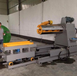 自動金属パンチングアンコイラメーカー中国、 モデル: mt-f