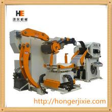 2014 di alta qualità nc servo bobina di alimentazione per la macchina di stampa con 3 in 1