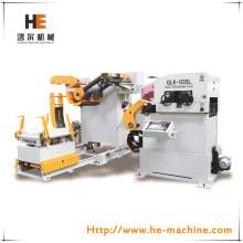 Precisione premendo macchina con roll feeder nc 3 in 1 glk2-03sl