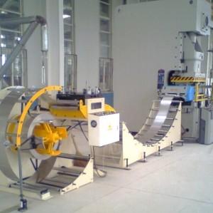 자동 yaskawa 서보 모터 PLC 제어 서보 먹이 기계