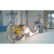 Timbratrice automatica metallo linea per alimentatore macchina automatica, modello: rnc-b